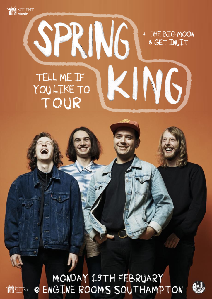 spring-king-poster-a3